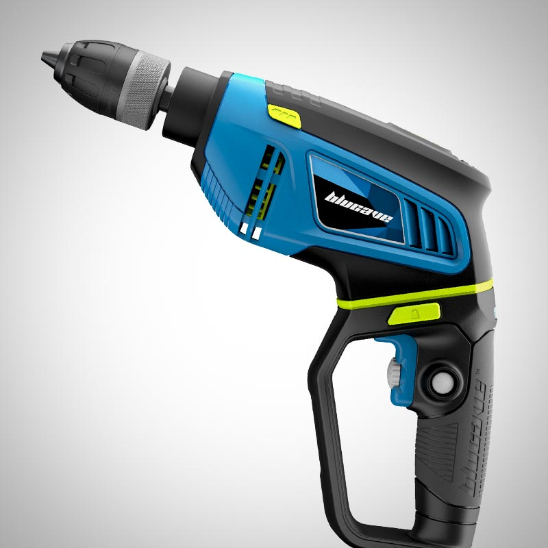 Blucave power tools whistle industrial design melbourne for Outer space design group pty ltd
