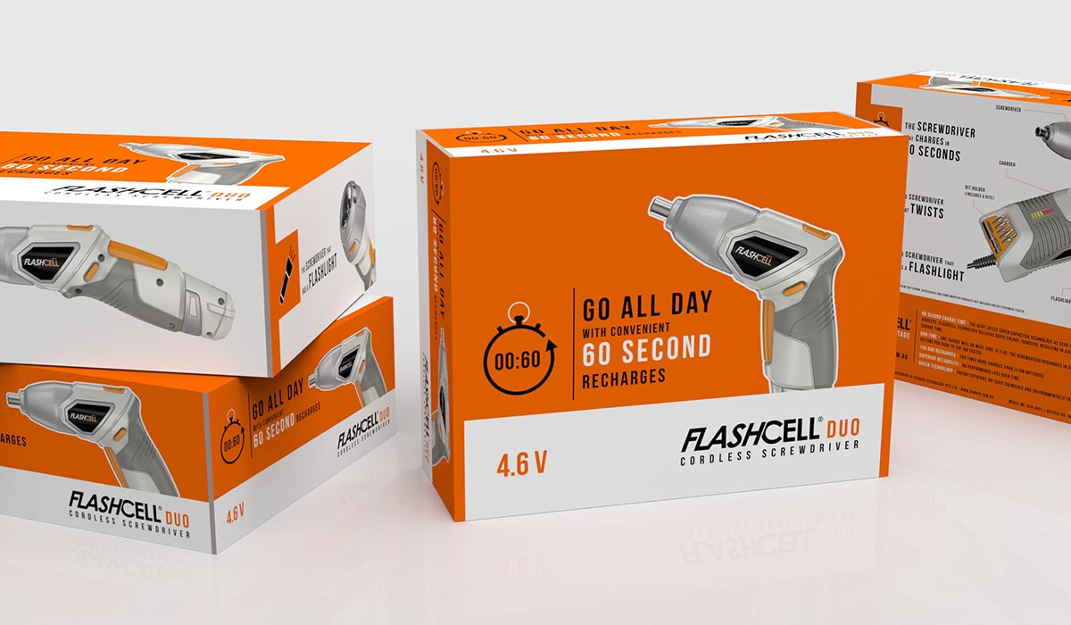 flashcell package design whistle industrial design melbourne