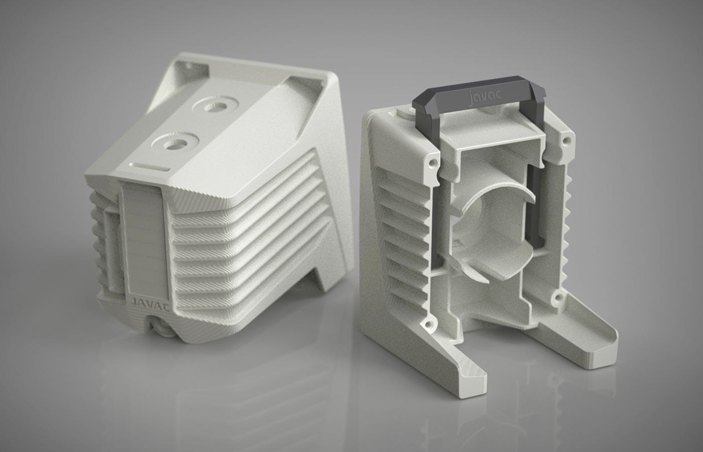 Prototype aluminium casting design