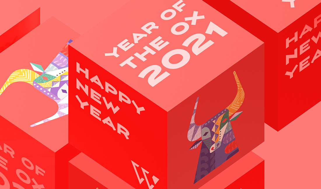 Year of the ox 2021