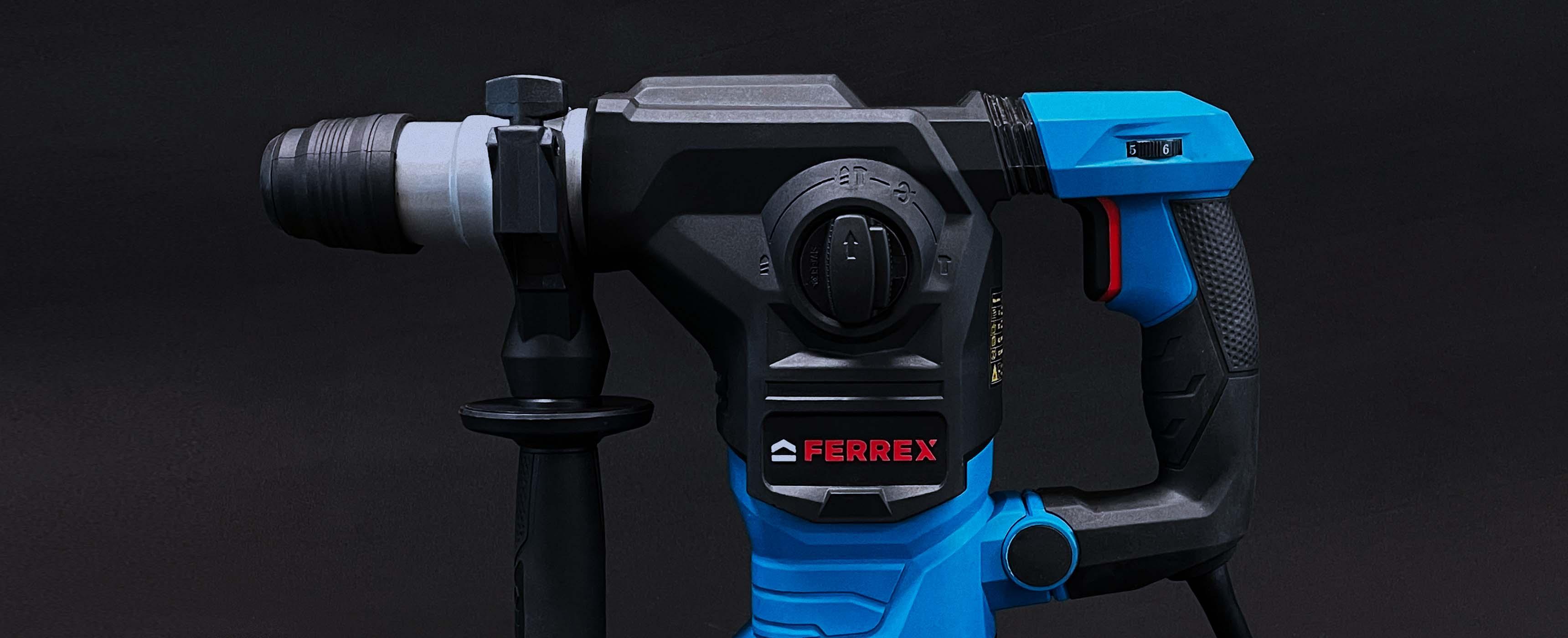 Ferrex Hammer Drill 01