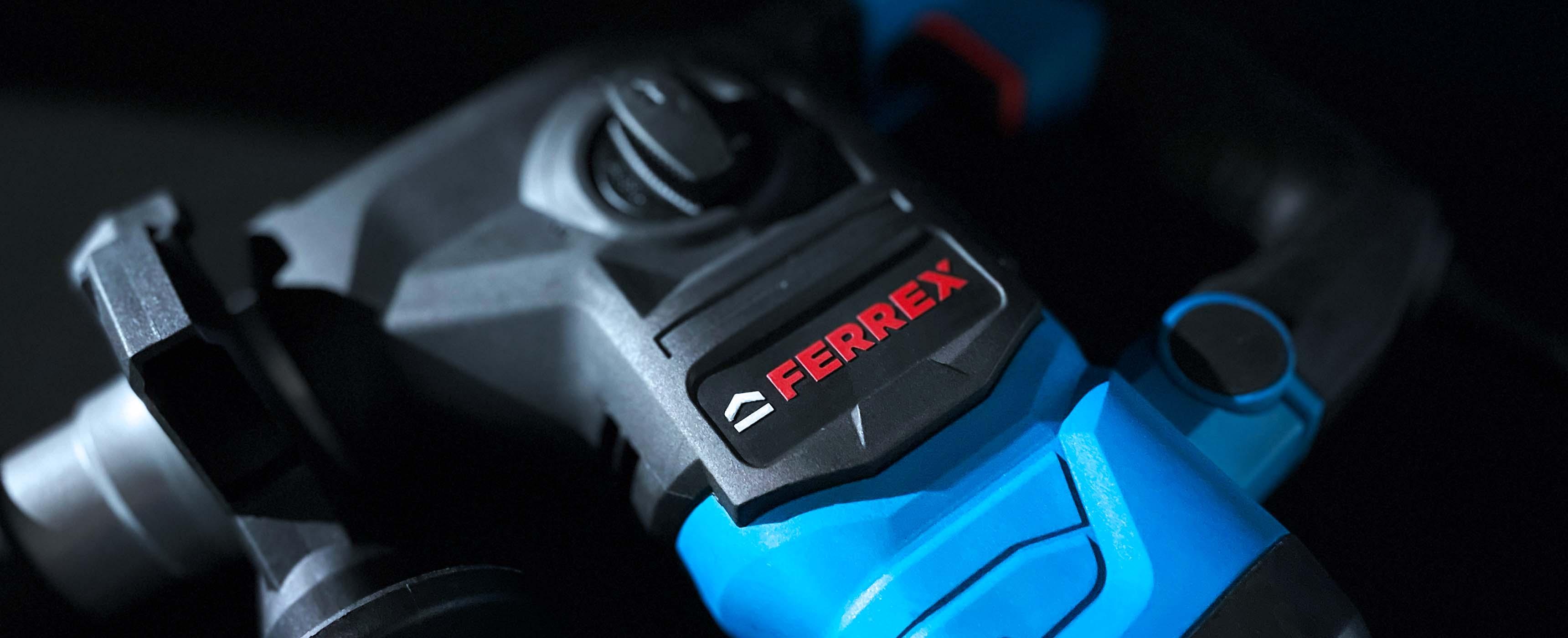 Ferrex Hammer Drill 02