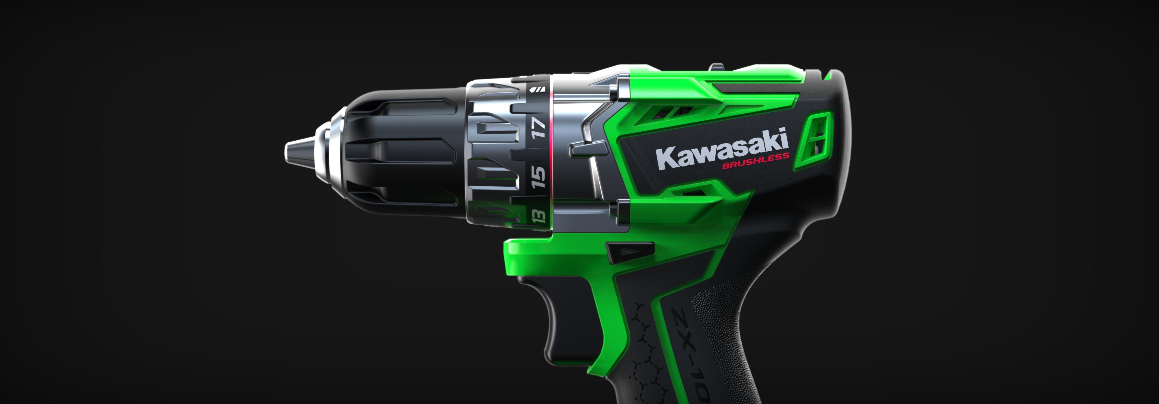 Kawasaki Drill 01