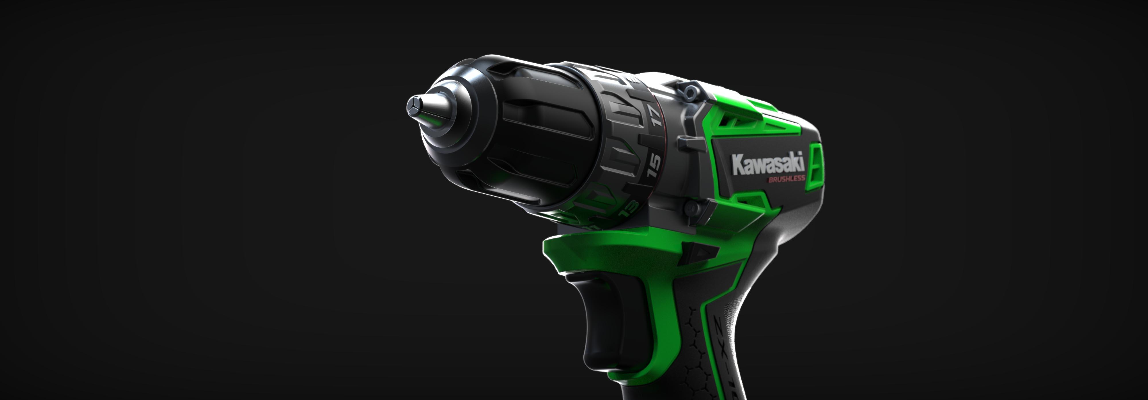 Kawasaki Drill 02