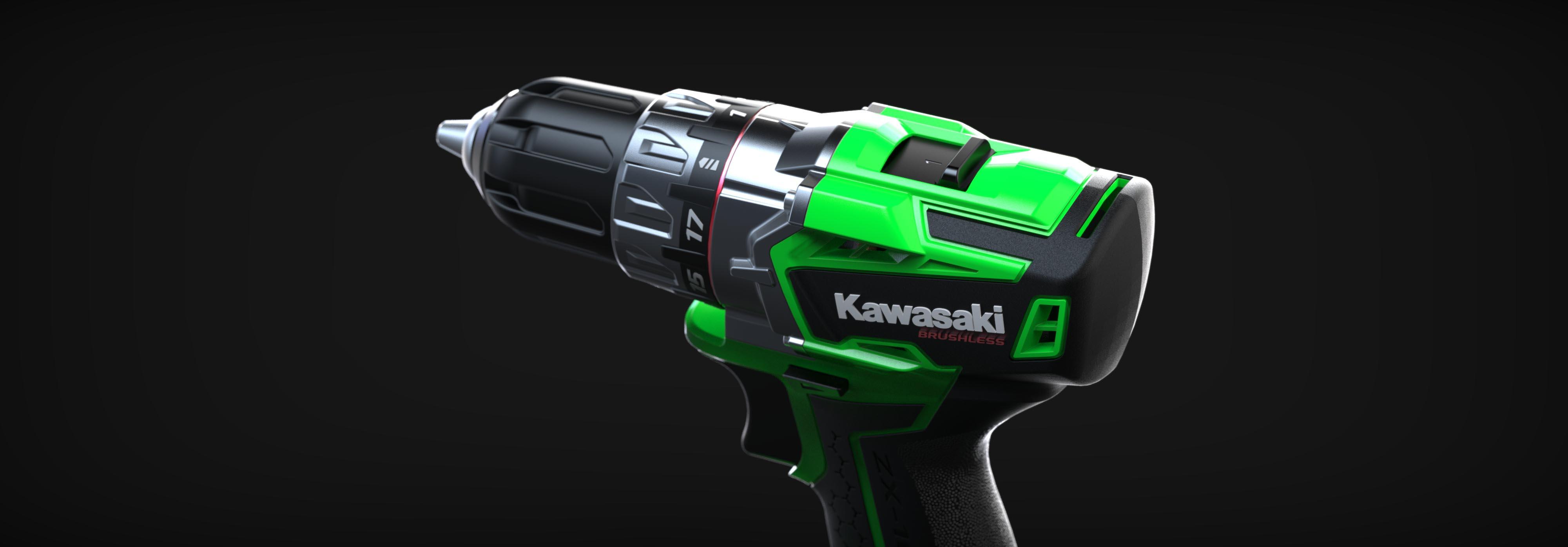 Kawasaki Drill 03